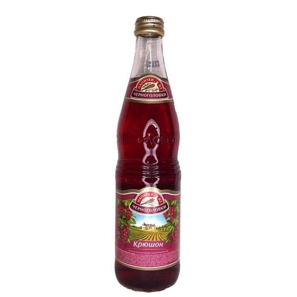 Nápoj Černogolovka Krušon 0,5 L