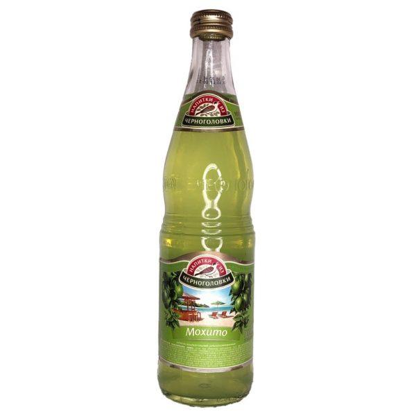 Nápoj Černogolovka Mochito 0,5 L